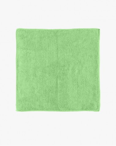 panno in Microfibra Verde