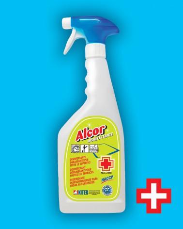 Alcor: detergente disinfettante presidio medico chirurgico.