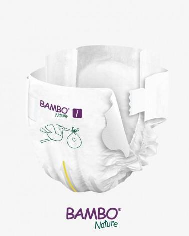 Bambo Nature Abena: Pannolini Ecologici Taglia 1 2 4 kg