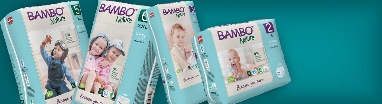 Bambo Nature Pacchi Scorta